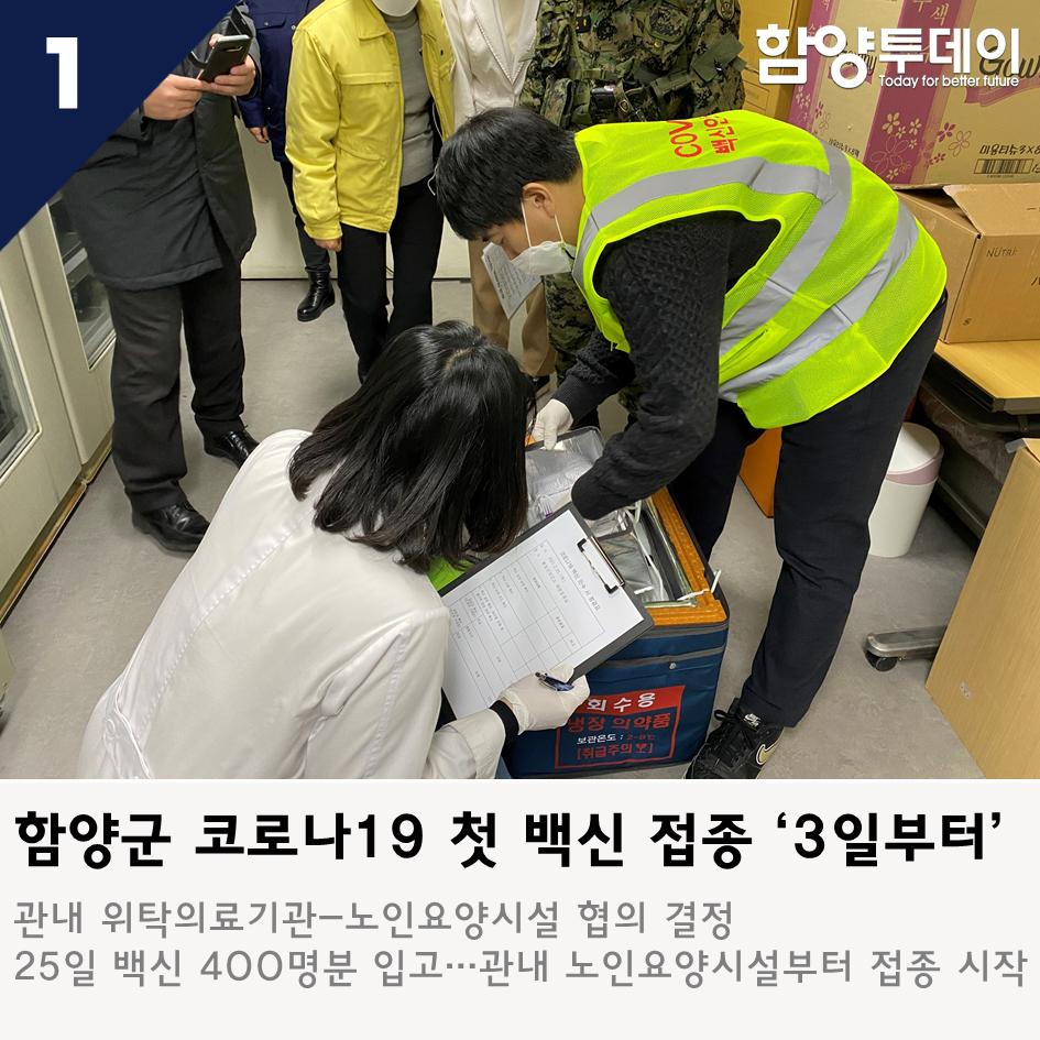 [함양투데이 주간 이슈] 2월 넷째주